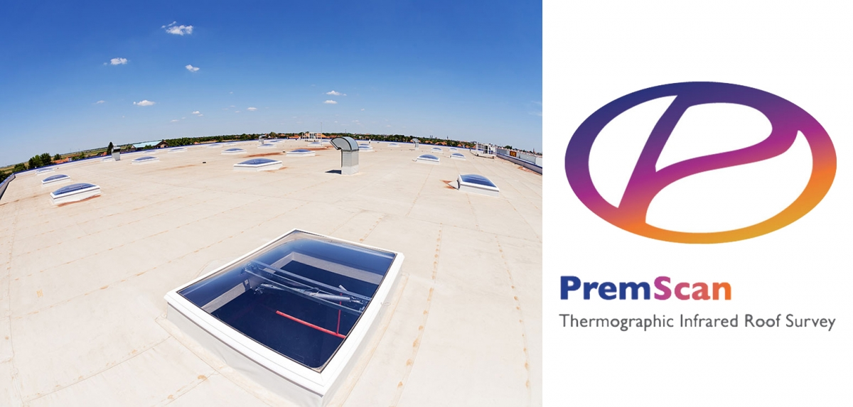 PremScan logo and roof