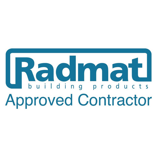 Radmat approved logo